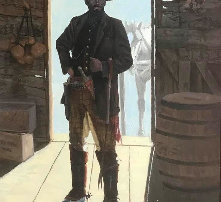 The Man From Powder River